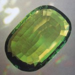 Peridot weight 192.6 carats