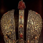 Crown of Empress Anna Ivanovna, the 1730-1731 Master Gottlieb Wilhelm Dankel.