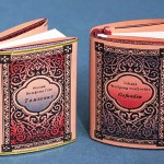 Johann Wolfgang von Goethe, the miniature book by Anatoly Konenko