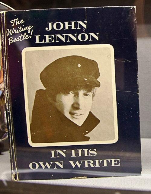 Lifetime editions of books by John Lennon