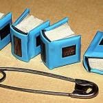Miniature books by Anatoly Konenko