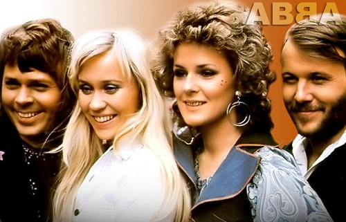 Agnetha Faltskog of ABBA is back