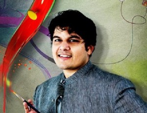 Indian visual artist Archan Nair
