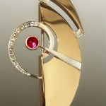 Armenian architect and jeweler Georgi Matevosyan creates unimaginable shades and shapes, shattering stereotypes, his art is a free flight of the imagination