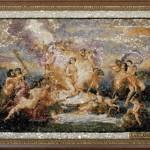 'Birth of Venus', on Botticelli painting