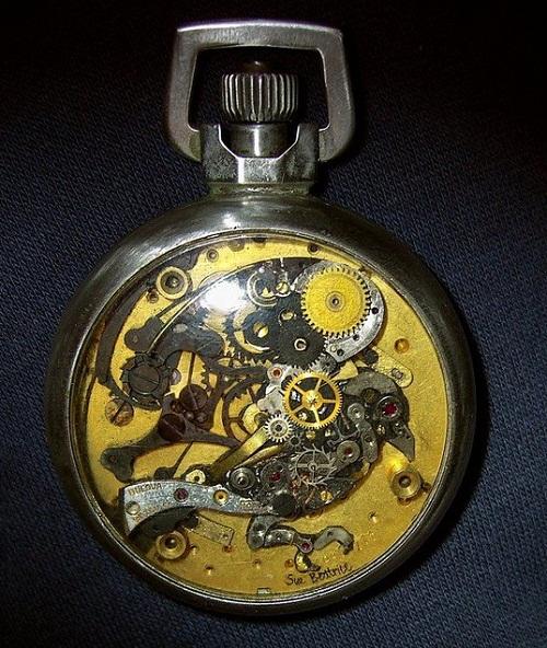 Clockwork Raven