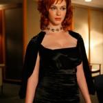 2011 movie Mad Men, as Joan Harris