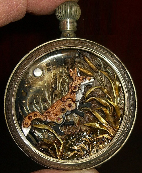 Night Stalker, Pocketwatch Pendants