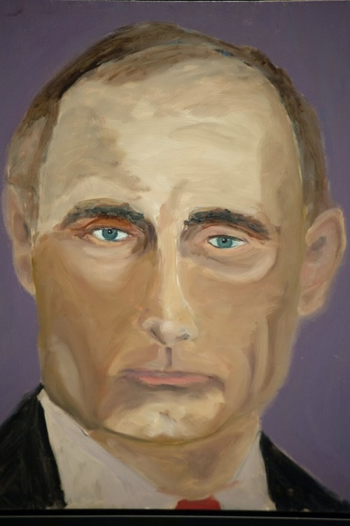 Paintings by George Bush