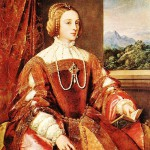 The Portrait of Isabella of Portugal is an oil-on-canvas portrait of Isabella of Portugal by Titian dating to 1548