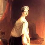 Thomas Sully (1783-1872). Queen Victoria. 1838