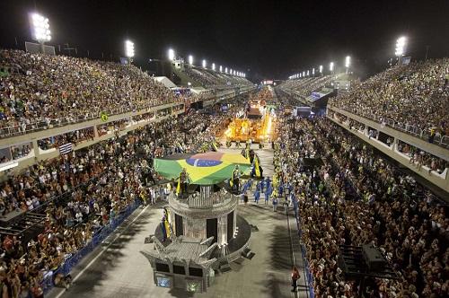 Brazilian Carnival 2013