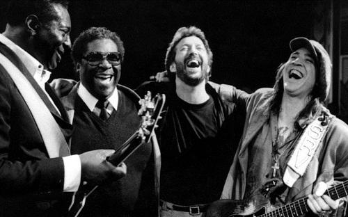 "Stephen ""Stevie"" Ray Vaughan (October 3, 1954 – August 27, 1990)"