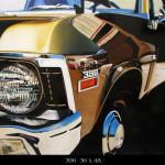 Hyperrealistic paintings by Cheryl Kelley