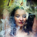 Mysterious portraits by Henri Senders