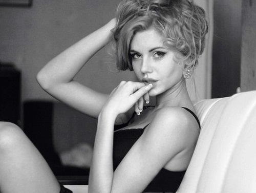 Anastasia Klepneva, beautiful Russian model from Nizhny Novgorod