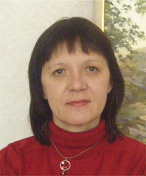 artist Rimma Vyugova