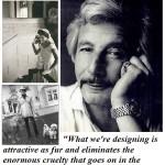 Fashion designer and humanitarian Oleg Cassini