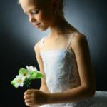 Lada Sartakova, 10-year-old ballerina from St. Petersburg, Russia
