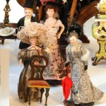 Dina Vierny's collection of dolls