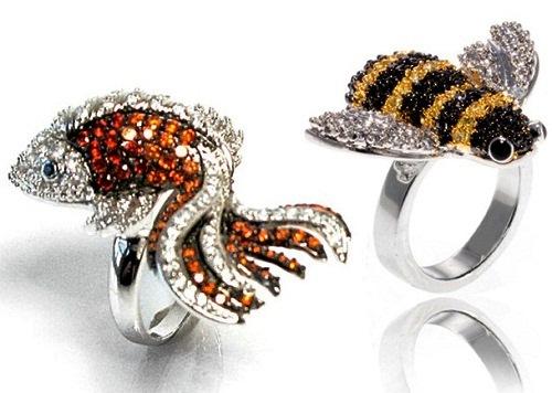 nOir jewelry by Leeora Catalan