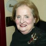Madeleine Albright on 'Meet the Press' in 2004
