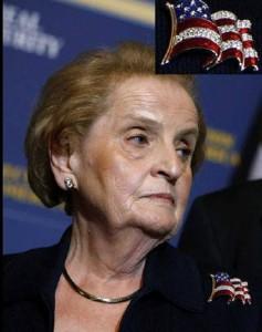 Albright (Marie Jana Korbelova) was born on May 15, 1937, in Prague, Czechoslovakia.