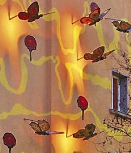 Das Schmetterlings-Haus, Gustav Adolf-Straße 95-98, Fotos: Architekt Robert Conrad