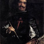 Diego Velazquez 'Las Meninas (fragments). 1657