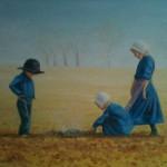 Amish autumn