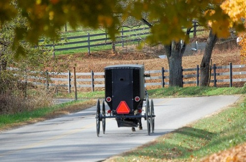 Amish community in Ohio
