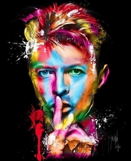 Colors in beautiful portraits by Patrice Murciano