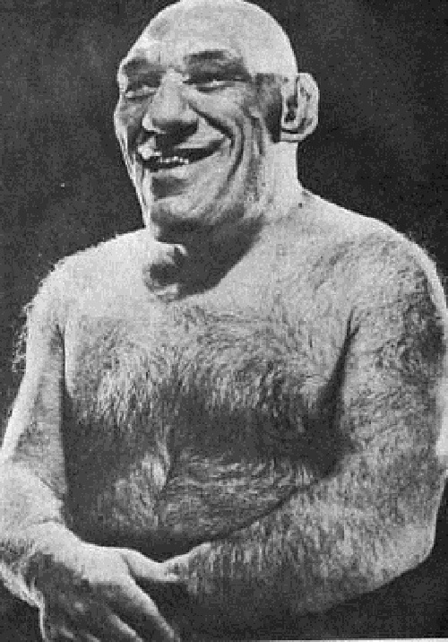 He was twice recognized world heavyweight champion by the American Wrestling Association.