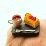 Miniature food rings by SouZo Creations