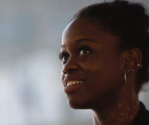Black ballet dancer Michaela DePrince