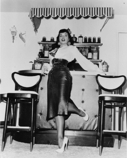 Queen of Pinups Bettie Page