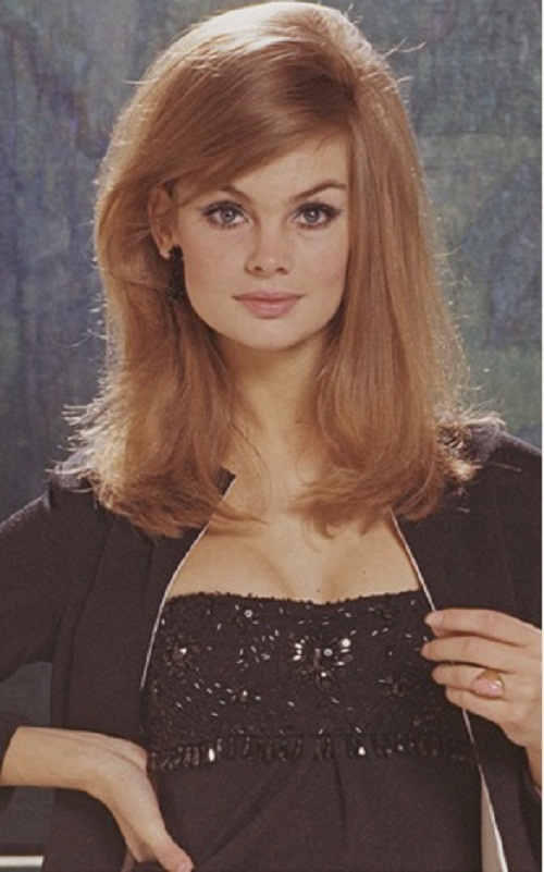 beautiful face Jean Shrimpton