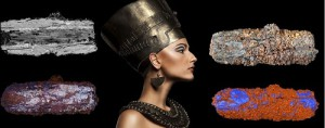 Ancient Egyptians wore jewellery made from meteorites