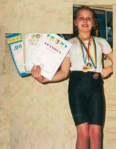 Strongest Girl Varya Akulova