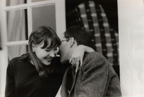 Anna Karina muse of Jean-Luc Godard