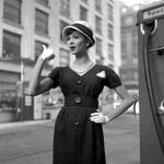 French actress Anna Karina