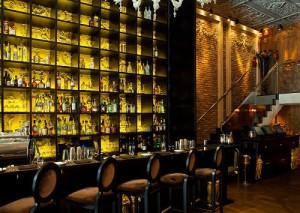 Russian aristocratic restaurant Cafe Pushkin