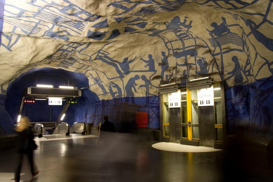 Immortalized metro builders