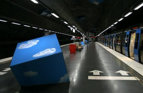 The station Vreten