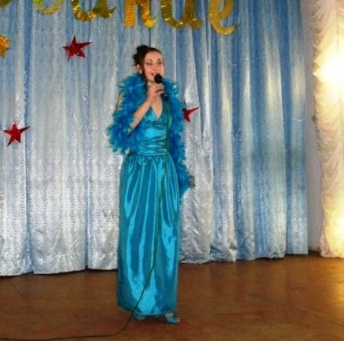 Beauty contest in the IR 14 in Mordovia