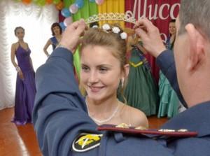 Beauty pageant in Vladivostok prison
