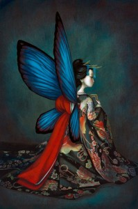 From the book Madame Butterfly