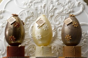 Cafe Pushkin Moscow Easter