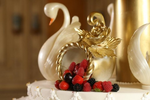 Cake from Restaurant confectionary Cafe Pushkin