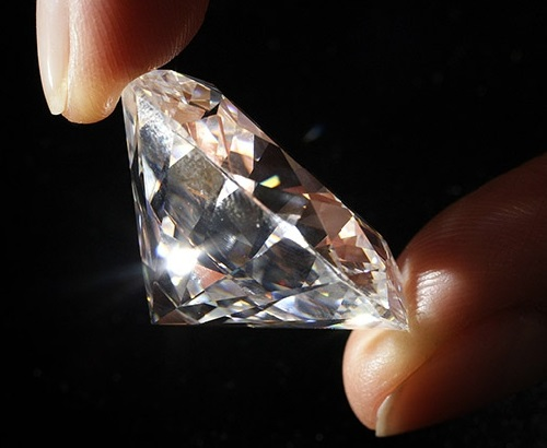 diamonds sold at auctions